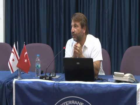 Cyprus Conflict and Future Scenarios (Lecture by Prof. Ahmet Sözen) - part 3