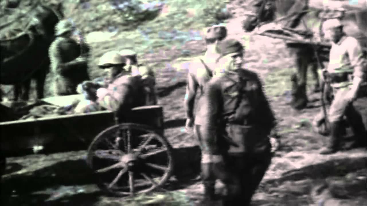 Горловка в годы Великой Отечественной Войны - Часть 6