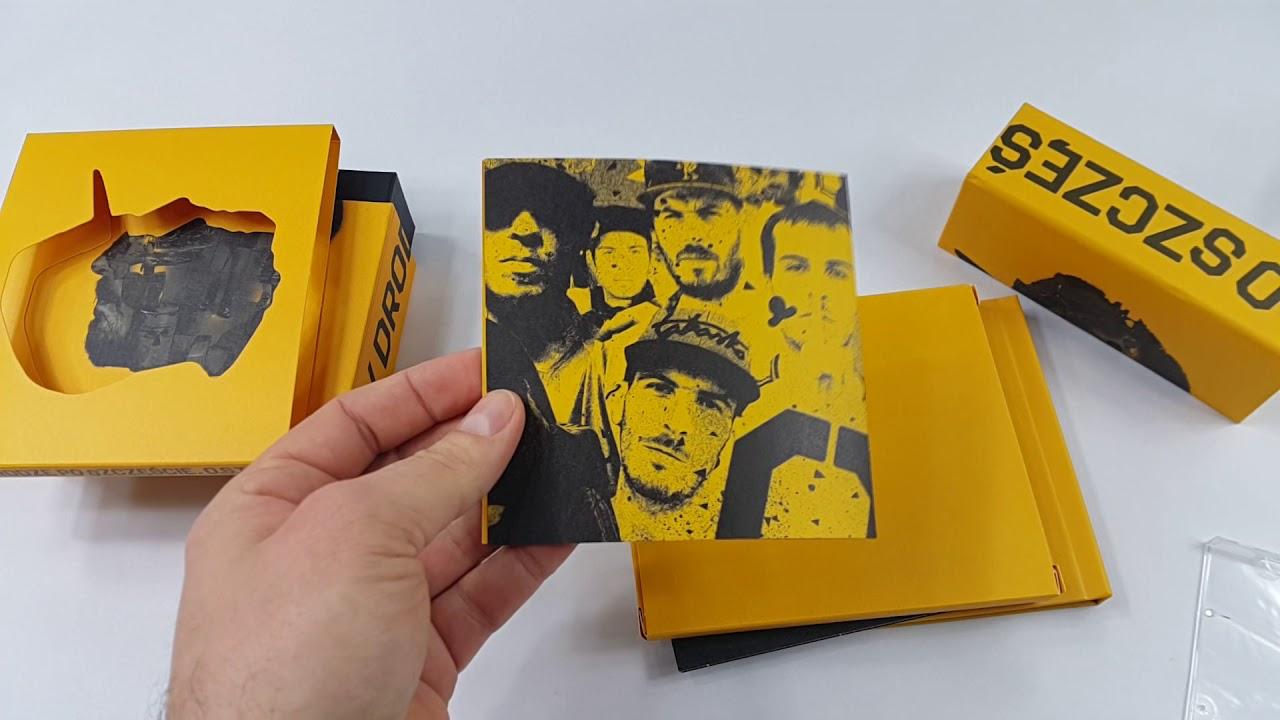"""Unboxing: O.S.T.R. """"W DRODZE PO SZCZĘŚCIE"""" EDYCJA LIMITOWANA 2CD"""