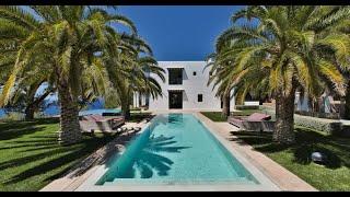Fantastic Blakstad finca with fabulous sea view and sunset - Luxury Villas Ibiza