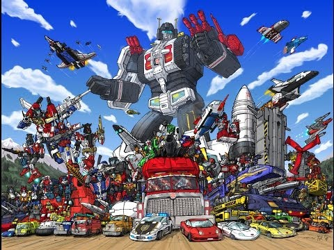 Cybercast Ep54 The Transformers Video Podcast - Top 5 Favorite Masterpiece Figures