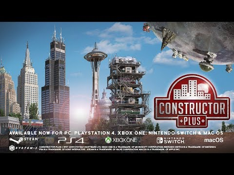 Constructor Plus Out Now On All Formats