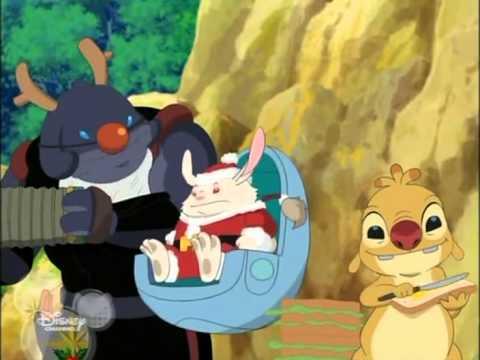 Stitch! Episode 13   Stitch and Santa! English dub anime