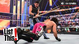 5 Superestrellas que serán campeonas en el 2021: WWE List This!