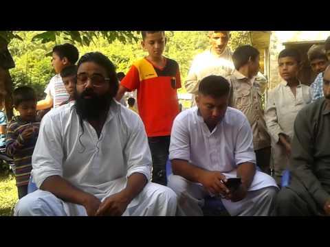 Asrsr SHah in Samror Kotli Azad Kashmir