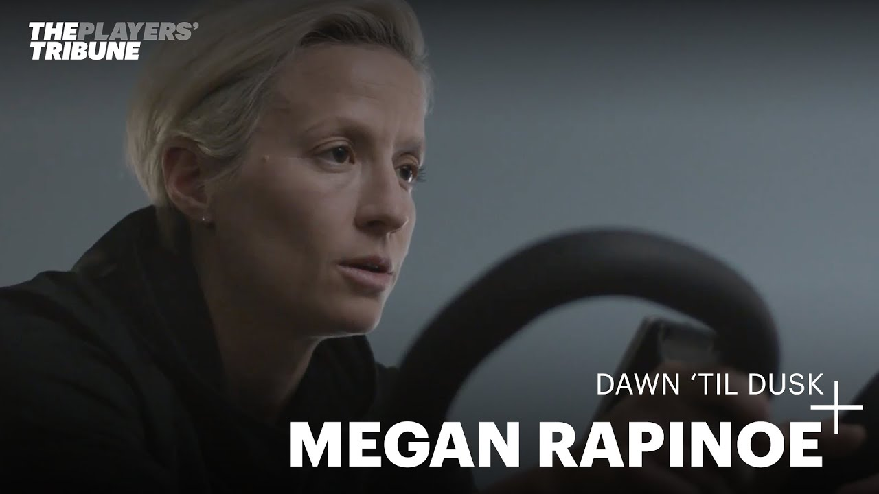 <div>Megan Rapinoe on the importance of a healthy routine | Dawn 'Til Dusk | The Players' Tribune</div>