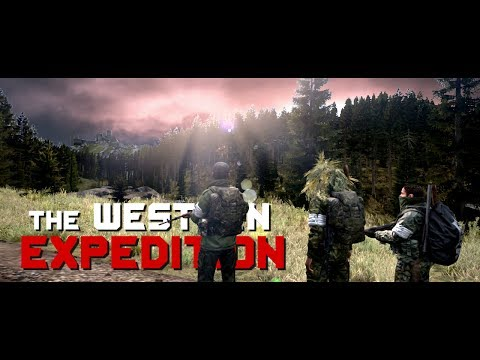 THE WESTERN EXPEDITION! - DayZ 0.62