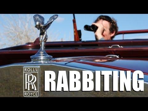 Fieldsports Britain : Rolls Royce rabbiting + black bear hunting  (episode 165)
