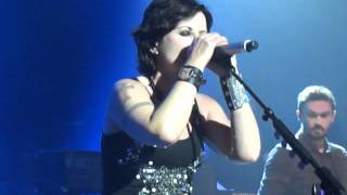 The Cranberries - Show Me The Way LIVE 2012 Chicago Riviera Theater NEW SONG