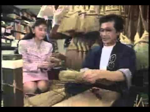 ビデオライブラリ(平成5年度 江戸を伝える伝統工芸の担い手たちPART1)