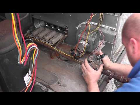 Replacing a Carrier Heat Exchanger:  A Day In The Life 6a