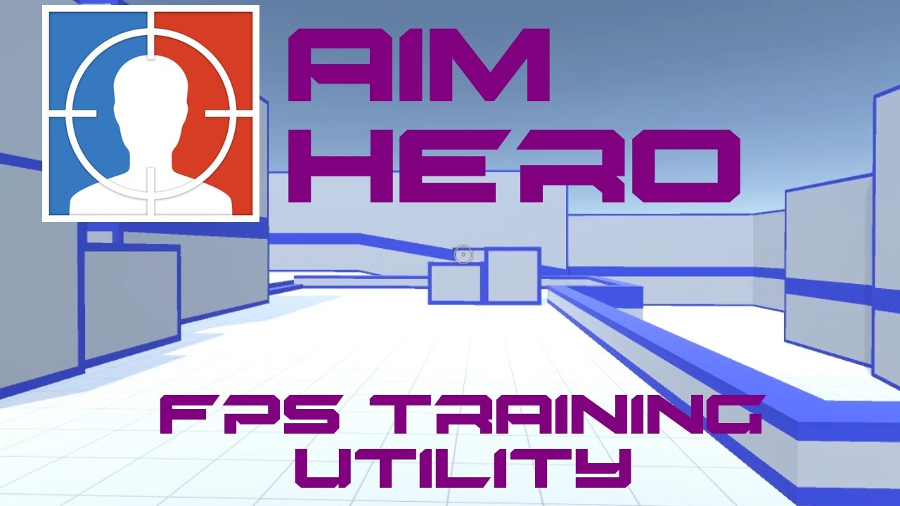 Aim Hero - An Early Access FPS Aim Training Utility