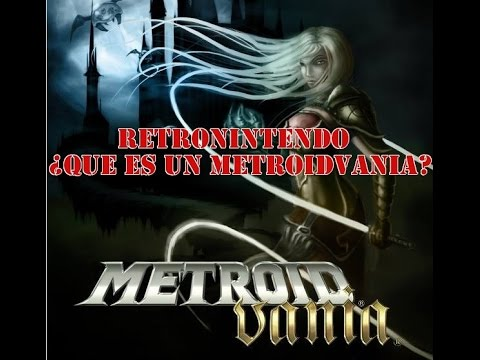 Metroidvania
