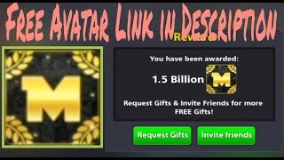 Free 1.5 Billion Avatar 😍 Free for everyone  🕶Link in description