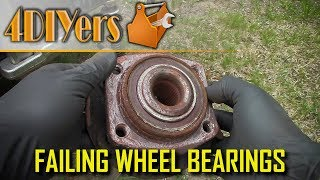 What a Failing Wheel Bearing Sounds Like