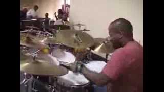 "James Ross @ Jeremy Haynes & Rob Woodie - ""Drummers Blazing"" - ..."