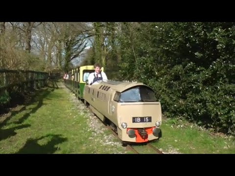 D1000 'Western Independence' @ Royal Victoria Country Park - 20th April 2015