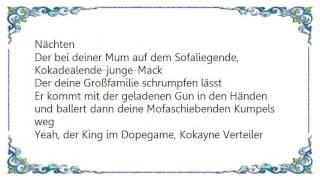 Kollegah - Ghettobusiness Lyrics