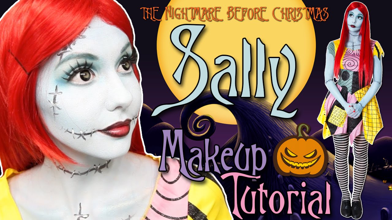 Halloween Costumes Sally Nightmare Before Christmas