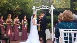 Andrew & Ashley Ceremony
