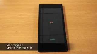 xiaomigeek - Update ROM Redmi 1s Indonesia