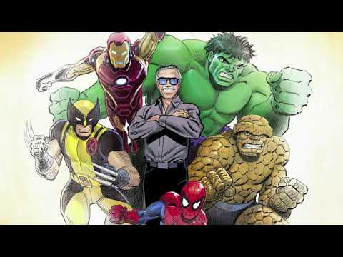 Legends Never Die By Against The Current (RIP Stan Lee 1922-2018)