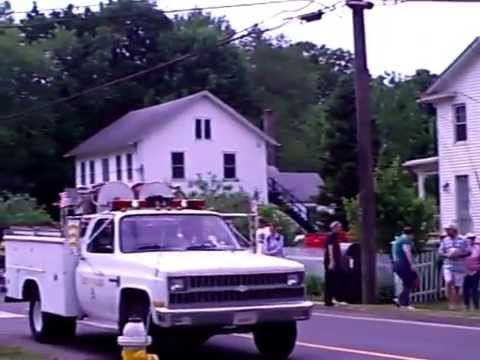 Deep River, CT Memorial Parade 2015