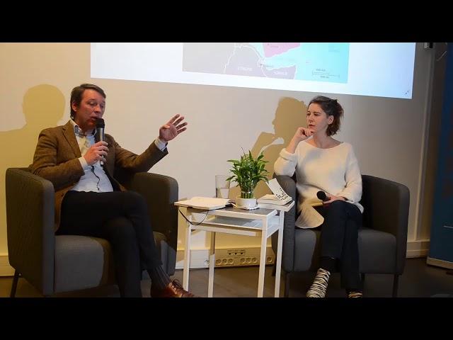 Rencontre avec Koert Debeuf : L'avenir de la guerre au Moyen-Orient