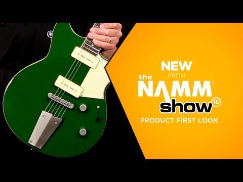 NAMM 2016 - Yamaha RevStar RS502T Electric Guitar