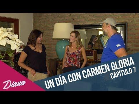 Un día con Carmen Gloria Arroyo   Diana   Capítulo 7