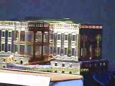 The Presidential White House of the United States Gifts