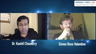Rabwah Times Live: with Professor Simon Valentine