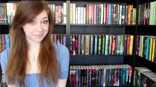 Bookshelf Tour! [spring 2013]