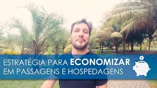 PASSAGENS E HOSPEDAGEM - ESTRATÉGIA MATADORA