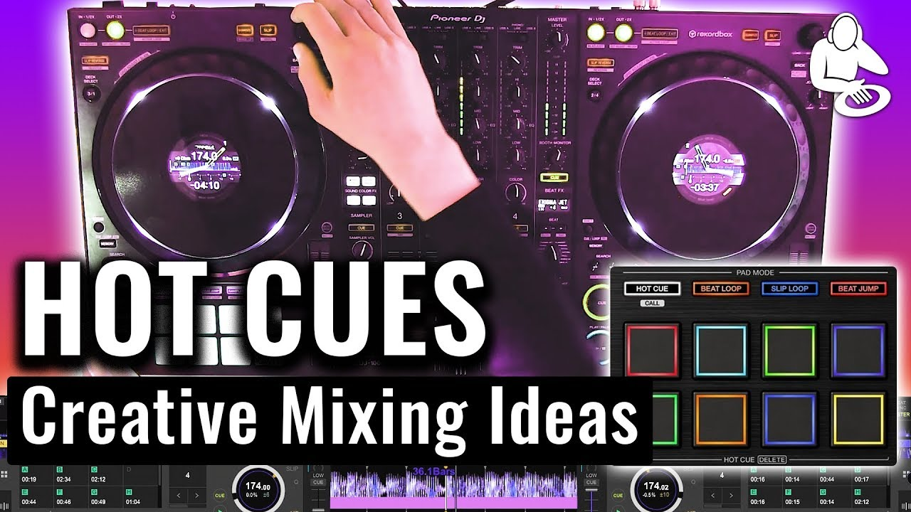 Creative Mixing Ideas: Hot Cues - DJ Transitions | Pioneer DDJ-1000