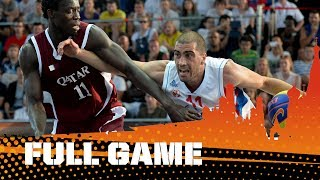FULL GAME - Serbia - Qatar - Men