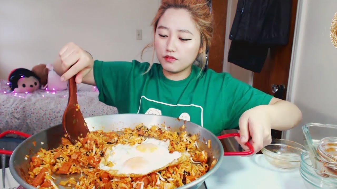 Crab Cake Kimchi