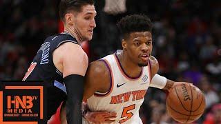 Chicago Bulls vs New York Knicks Full Game Highlights | April 9, 2018-19 NBA Season Video