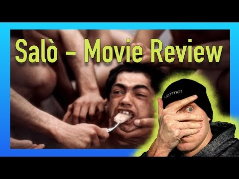 Most Disturbing Movies of All Time: Pt 4 - Salo, or the 120 Days of Sodom