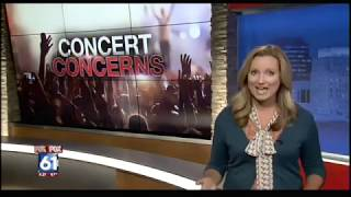 Concert Draws Attention to Binge Drinking