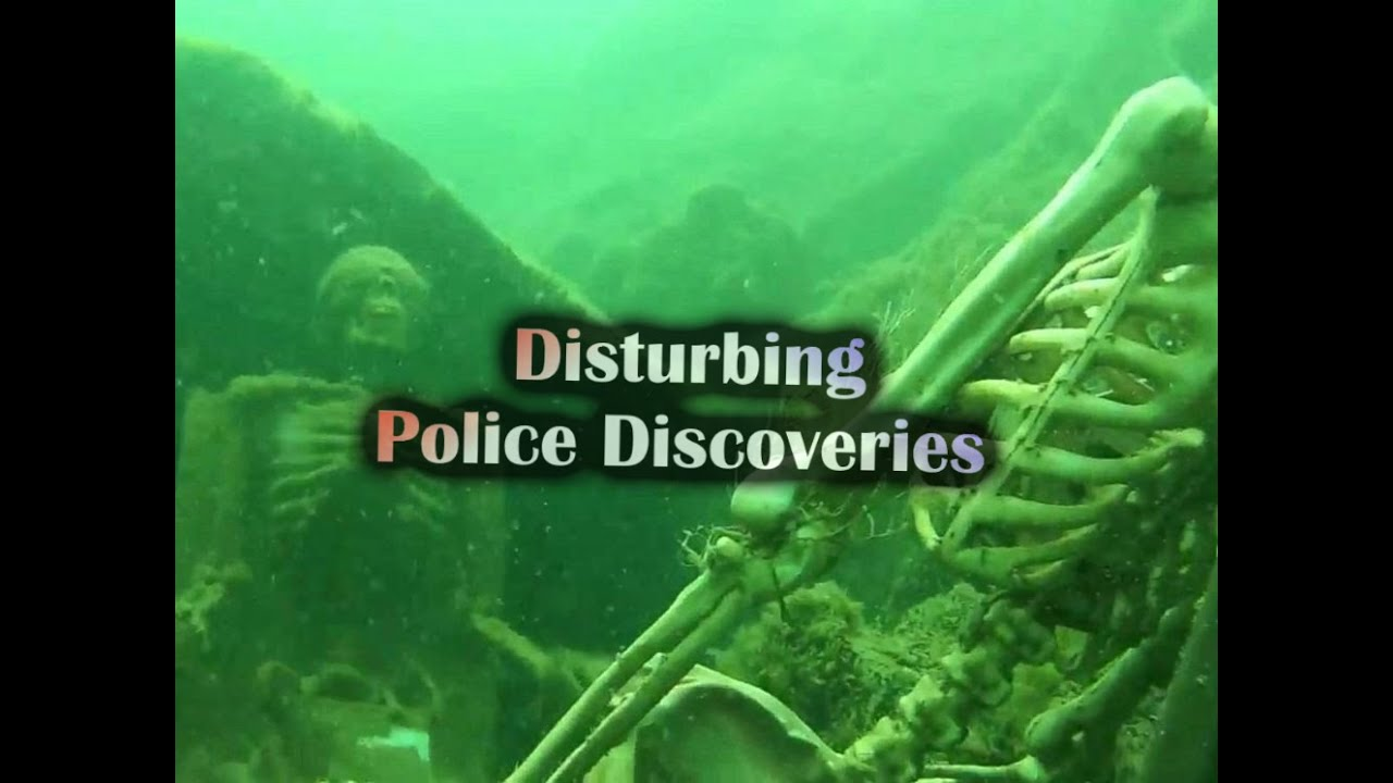 6 disturbingly creepy things found by police youtube publicscrutiny Images