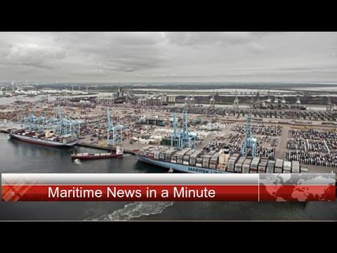 Maersk Orders $ 1.1 Billion Boxships