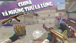 ► Bình Luận CF - AK-47-WCG QQ - Đột kích China và những thứ lạ lùng ✔