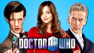 DOCTOR WHO IN 1 TAKE IN 9 MINUTES