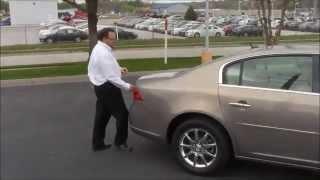 Used 2006 Buick Lucerne CXL for sale at Honda Cars of Bellevue...an Omaha Honda Dealer!