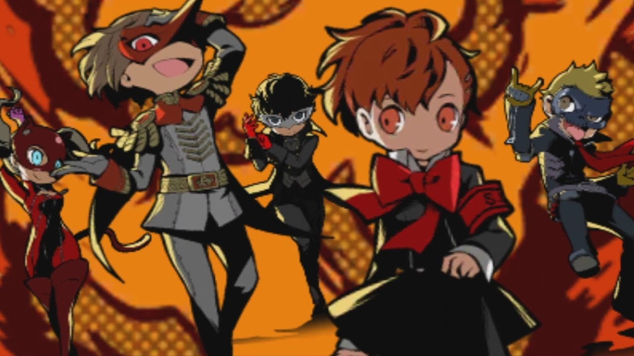 Persona Q2: JPN Gameplay #3 - New Attack Plan (3DS)