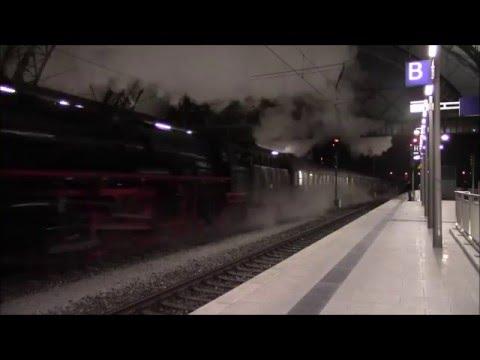 treinen Zuge  Aankomst en vertrek de SSN In Dresden HBF 14 04 en 17 04 2016