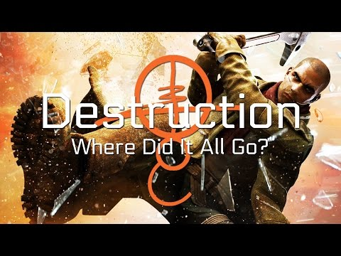 Where Did All The Game Destruction Go?