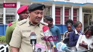 Jeshi la Polisi Mkoa wa Arusha lazungumzia tukio la kuchomwa Moto Ofisi za Chadema.