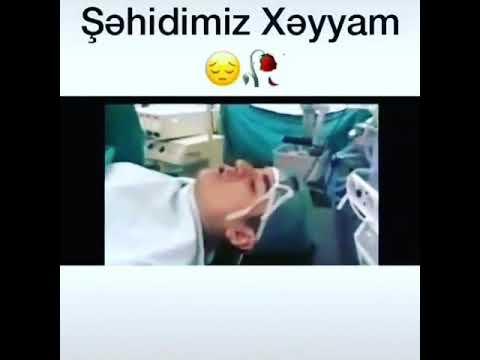 Azərbaycan şəhid Xəyyam 🇦🇿🥺